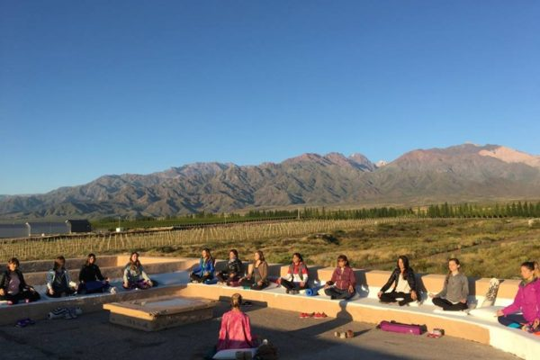 Yoga & Wine- Mendoza