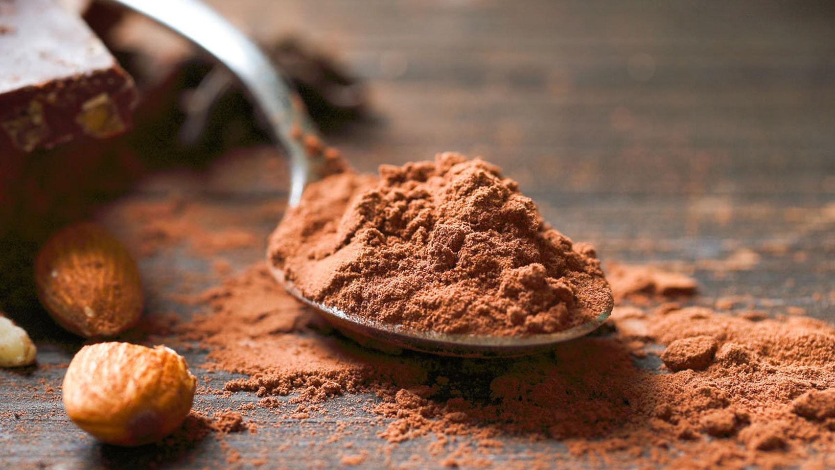 Mousse de cacao Raw