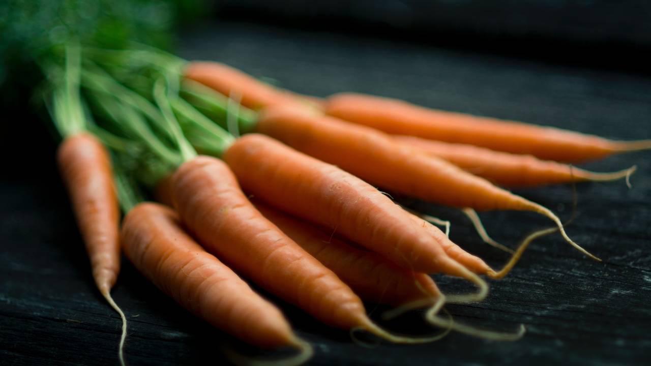 Mayonesa de zanahoria